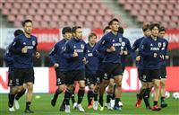 「新旧融合」ピッチで示せるか サッカー日本代表、12日パナマ戦