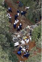 群馬・防災ヘリ墜落事故 15日に機体回収 検討委は18日