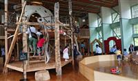 【大人の遠足】秋田・由利本荘市「鳥海山 木のおもちゃ美術館」親子で楽しめる遊び空間