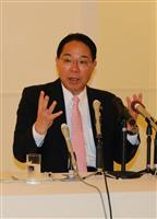 後藤・山梨知事が再選出馬表明 「まだ道半ば」県政継続訴え