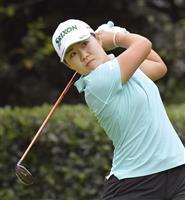 畑岡奈紗は2打差5位に後退 米女子ゴルフ第2日