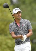 小平智は9打差の36位 米男子ゴルフ第2日