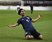 【サッカー日本代表】パナマ戦速報(4)日本、1-0で後半へ