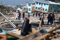 米南部でハリケーン 6人死亡
