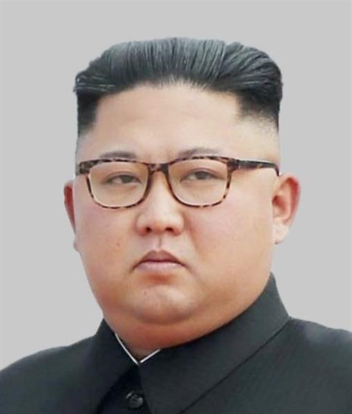 北朝鮮の金正恩朝鮮労働党委員長