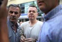 トルコ、米国人牧師解放へ 裁判所が釈放命令