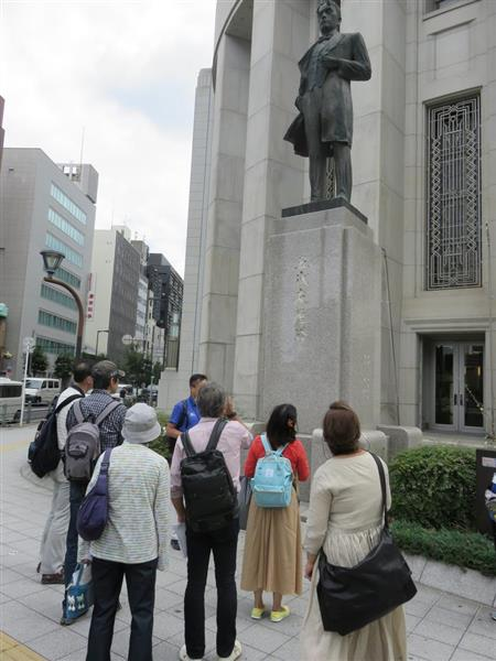 【関西の議論】「体験型まち歩き」は地元の達人ガイドで人気