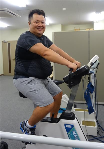 ブラマヨ小杉竜一、119kgでフルマラソンに挑戦