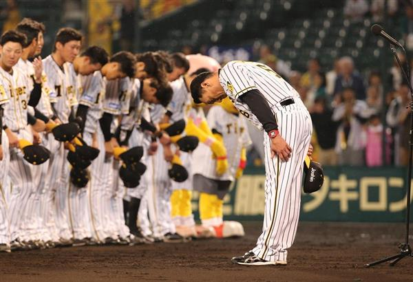 【浪速風】阪神V望んだわけではない。だから金本続投と思ったが…