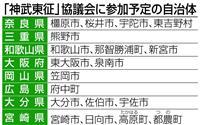 「神武東征」神話 日本遺産に 奈良県橿原市や宮崎市が協議会発足へ