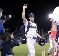 【プロ野球通信】山田哲人、3度目のトリプルスリー 師匠が明かす不振脱却のポイント