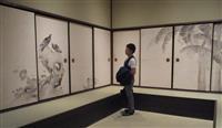「鳥取画壇の祖」の全貌にせまる 21年ぶり、鳥取県立博物館で土方稲嶺展