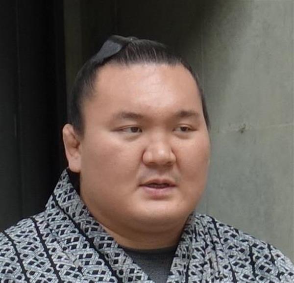 白鵬(奥村展也撮影)