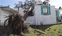 米南部のハリケーン 死者17人に