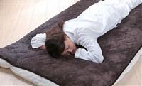蓄熱効果で「岩盤浴のように」温まる機能性寝具を販売開始
