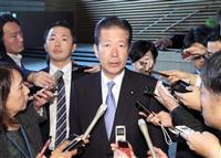 公明・山口那津男代表「混乱なく実施が望ましい」 消費税率引き上げ