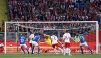 イタリアが勝つ サッカー欧州ネーションズL