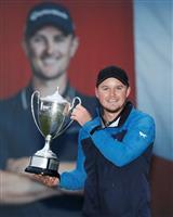 ペパレルがツアー2勝目 欧州男子ゴルフ