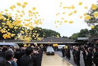 元横綱輪島の輪島大士氏、エンターテイナーらしい葬儀