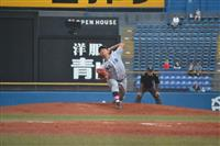 慶大が勝ち点4 東京六大学野球