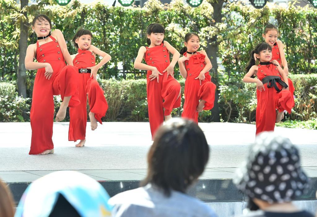 「道頓堀リバーフェスティバル」が開幕