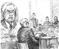 【東電強制起訴被告人質問】元副社長「仕事に誠実さ心がけ」 現場の報告どう認識 東電強制…