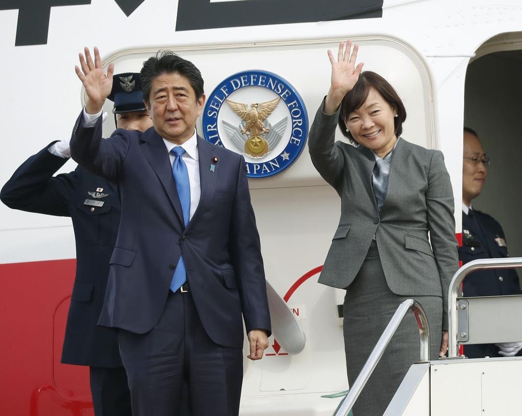 安倍首相「拉致問題解決へ日本の立場訴える」 欧州歴訪に出発 - 産経 ...