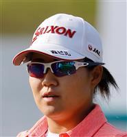 畑岡奈紗が13位に浮上 15日付世界ランキング