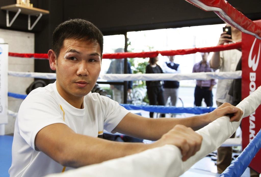 高山勝成のアマ登録認める ボクシング連盟 元プロで初
