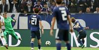 サッカー日本代表-ウルグアイ戦速報(4)大迫のゴールで日本が勝ち越し