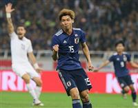 サッカー日本代表-ウルグアイ戦速報(5)前半を終え日本が2-1でリード