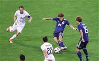 サッカー日本代表-ウルグアイ戦速報(7)堂安がすかさず勝ち越し弾