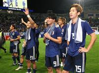 サッカー日本代表-ウルグアイ戦速報(10完)日本が4-3でウルグアイを撃破