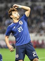 サッカー日本代表初ゴールの堂安「今日の結果は自信になる」