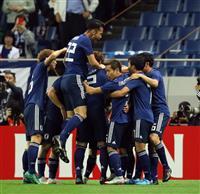 サッカー日本代表が4発、強豪破る 若手全開「W杯組脅かす」