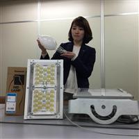 パナソニック、水銀灯の生産終了へ LED転換を推進