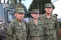北海道地震 安否不明者捜索、全員を家族に帰した陸自指揮官3人の思い