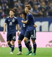 サッカー日本代表、進んだ「融合」 経験「継承」も