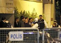 カショギ氏不明「尋問中のミスで死亡」と米CNN報道 トルコがサウジ領事館を捜索