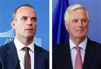 英EU離脱交渉、11月決着へ道筋模索 「無秩序」備え加速も