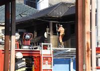 仙台で未明に住宅火災、6遺体見つかる 昨夏も深夜に車燃える