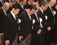 全国殉職警察職員、殉難者ら慰霊祭 16柱を合祀 西日本豪雨の3人、富山の交番襲撃の殉職…