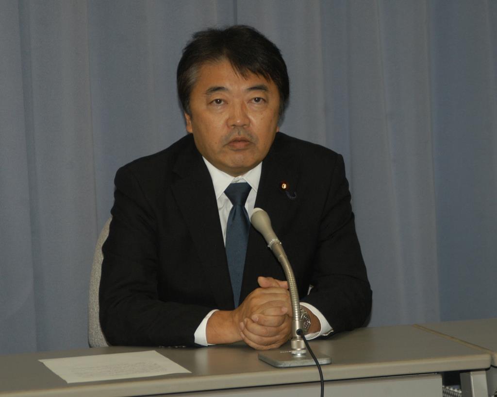 立憲民主の青山雅幸氏が離党届 セクハラ疑惑で党員資格停止中