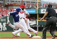 プロ野球の「リクエスト」、今年494件 32・8%で判定覆る