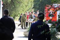 クリミアの大学で爆発・乱射 19人死亡 学生が犯行後自殺