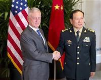 米中の国防相がシンガポールで会談 その前に米軍のB52爆撃機が南シナ海上空を飛行