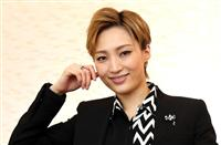 【宝塚歌劇団】望海風斗「新作に臨む気持ちで」 雪組公演「ファントム」