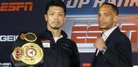 村田諒太「自信持ってリングに」 米で2度目の防衛戦
