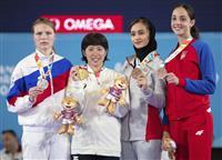 日本が過去最多の金16個 夏季ユース五輪閉幕