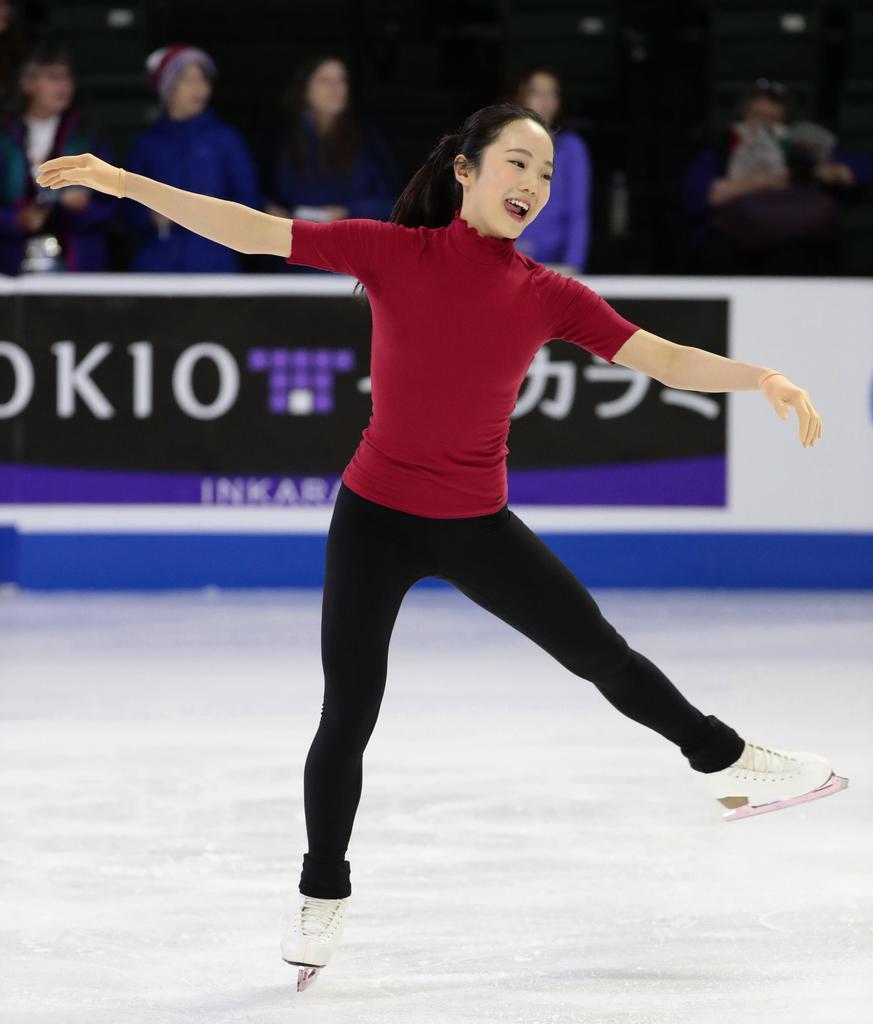 【フィギュア】  本田真凜、米国で変わった 「今は本当にスケートだけ」 YouTube動画>3本 ->画像>240枚